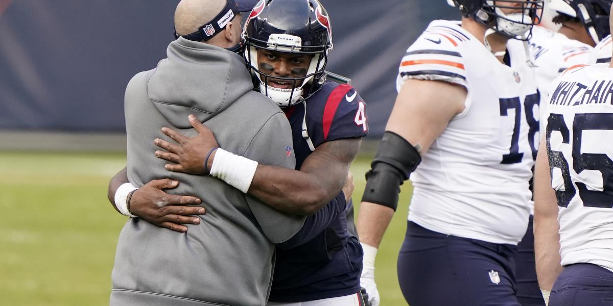 Riddick: Don't rule Bears out of Deshaun Watson trade just yet
