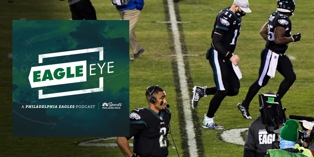 Eagle Eye: How personality differences may have led to QB debacle