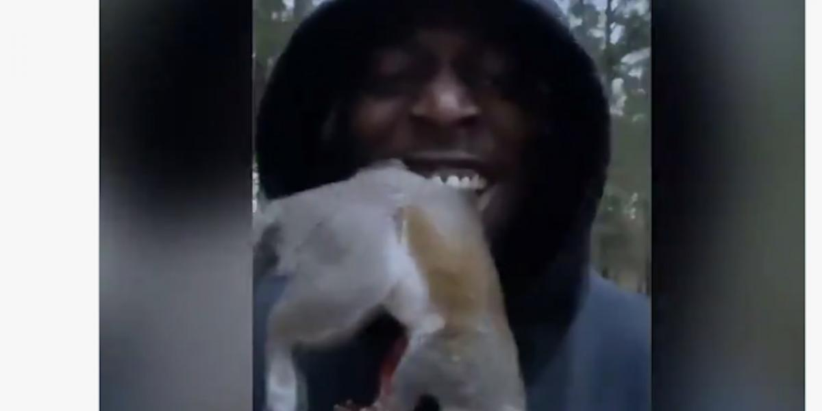 What was 49ers' Javon Kinlaw doing with that squirrel in his mouth? | RSN