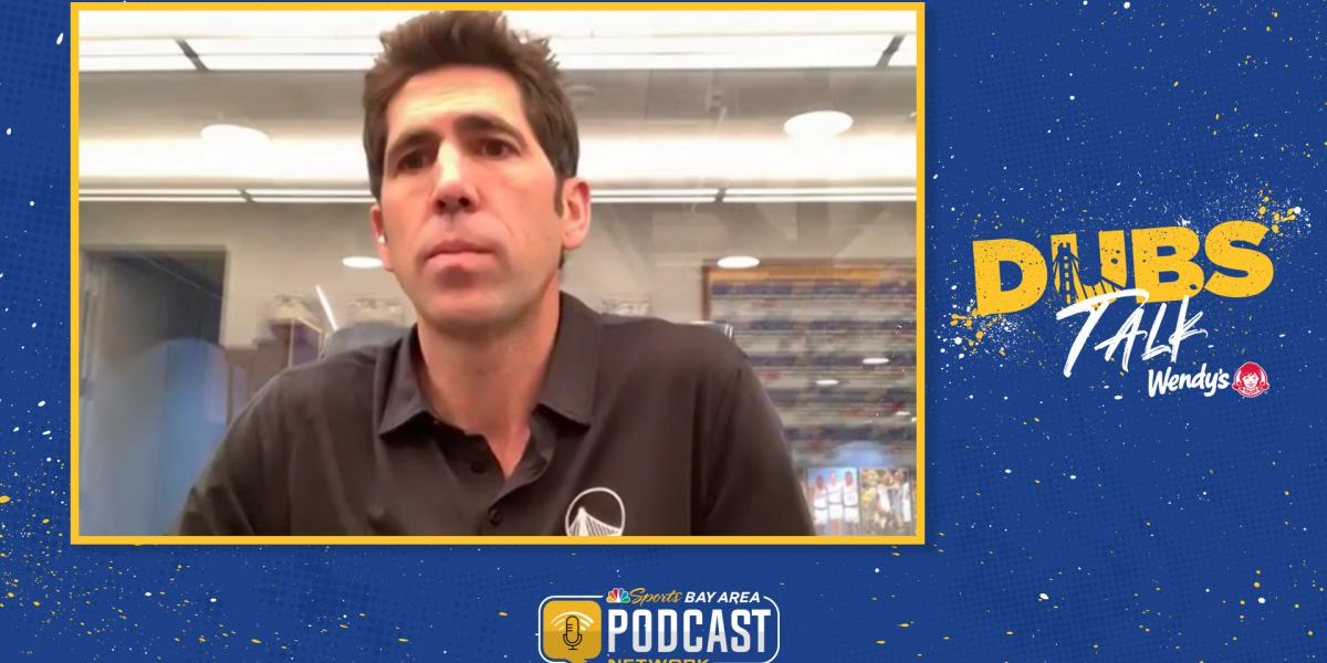 Warriors GM Bob Myers isn't looking for a short-term fix at trade deadline