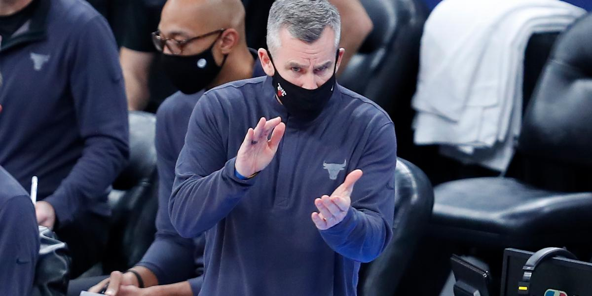 Billy Donovan on why balanced offense is vital for Bulls
