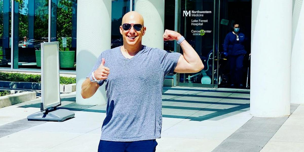 Headstrong: Marc Silverman Beating Cancer During A Pandemic | RSN