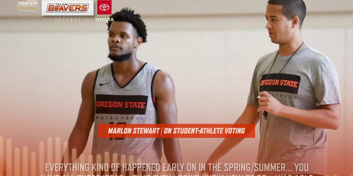 Coaching is just the beginning for Beavers assistant Marlon Stewart