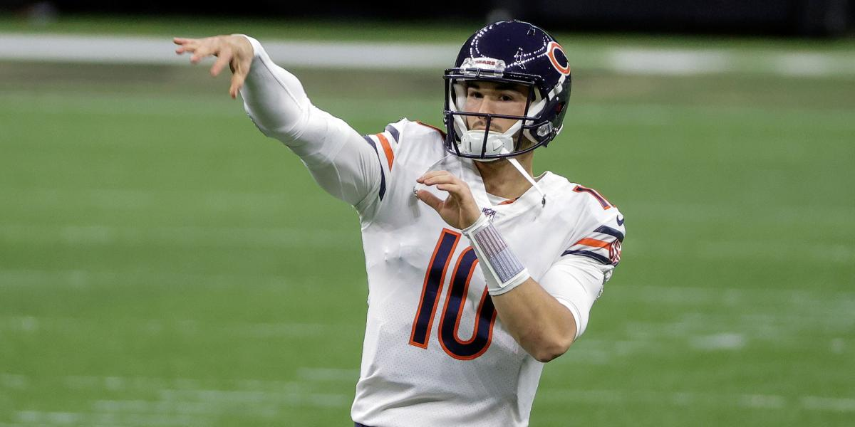 Bears could have many QB options if Trubisky isn't back
