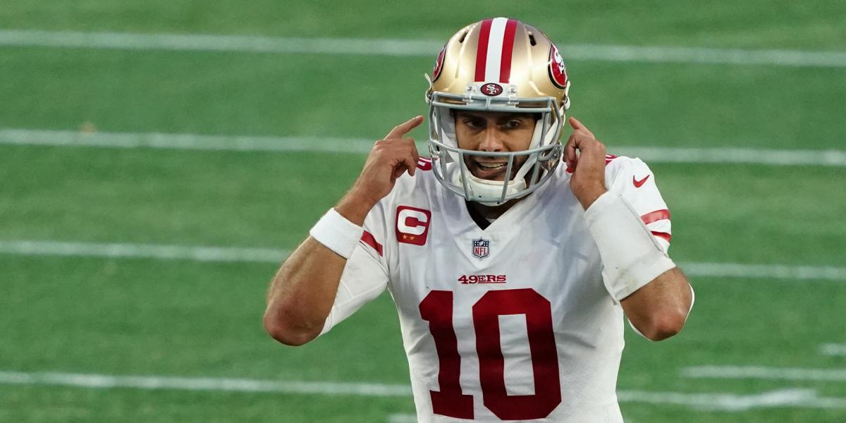 What Jimmy G's no-trade clause means for future with 49ers - NBC Sports Bay Area