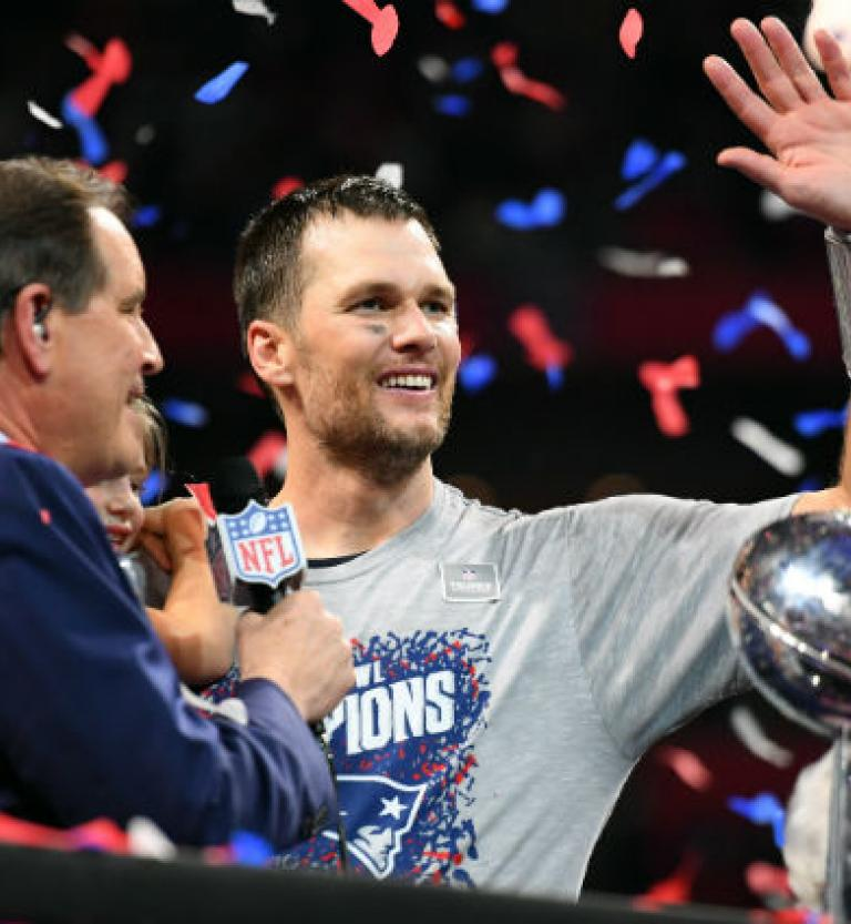 A Look Back At Tom Brady S Nine Super Bowl Appearances With Patriots Rsn