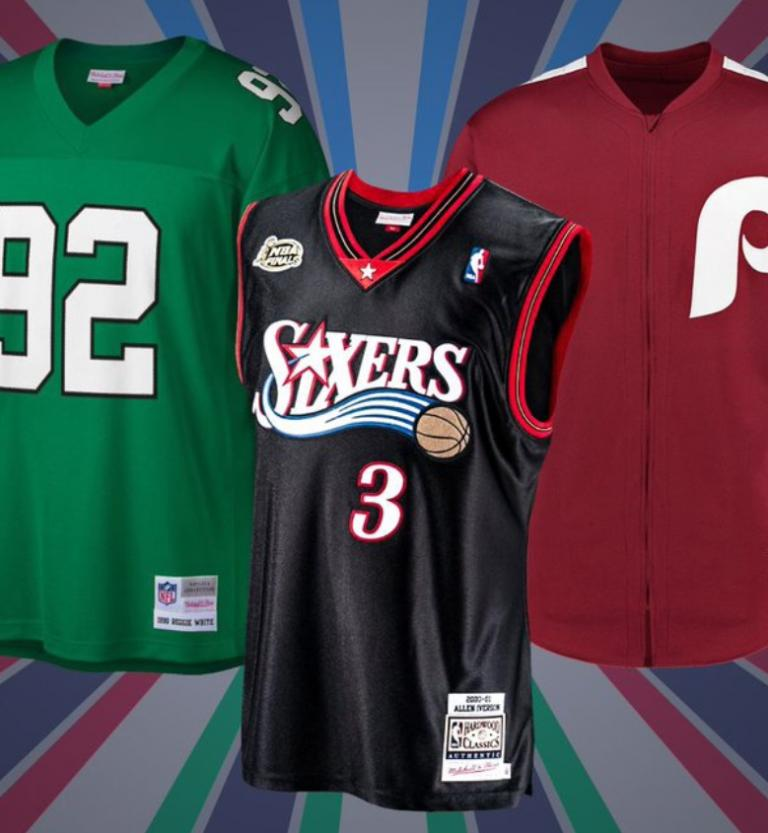 Ranking the best and craziest jerseys in Philadelphia sports ...