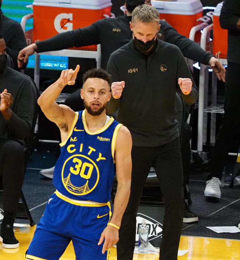 Warriors Report Card Grades For Every Player At Nba All Star Break Rsn