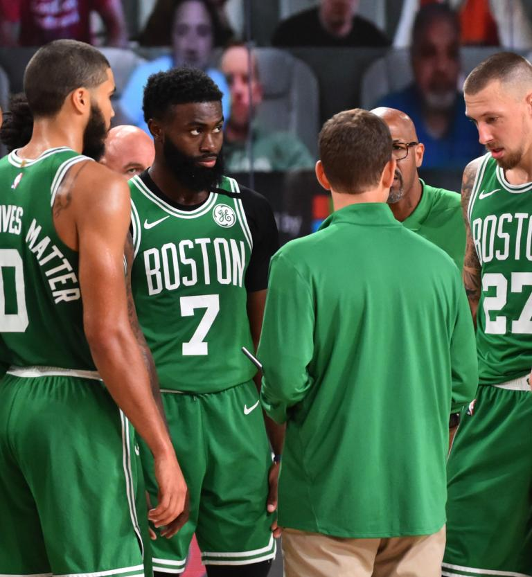 Celtics Report Card How Did Jayson Tatum Kemba Walker And Co Grade Out Rsn