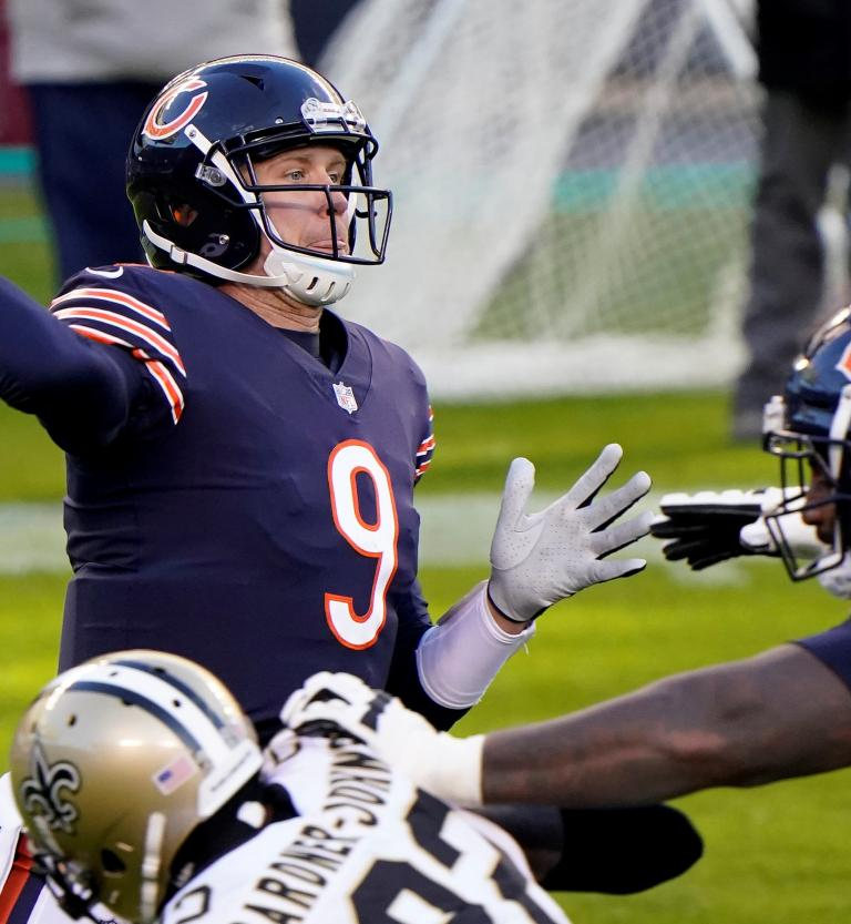 Bears Vs Saints 3 Takeaways Losing Ugly But Showing Some Fight Rsn