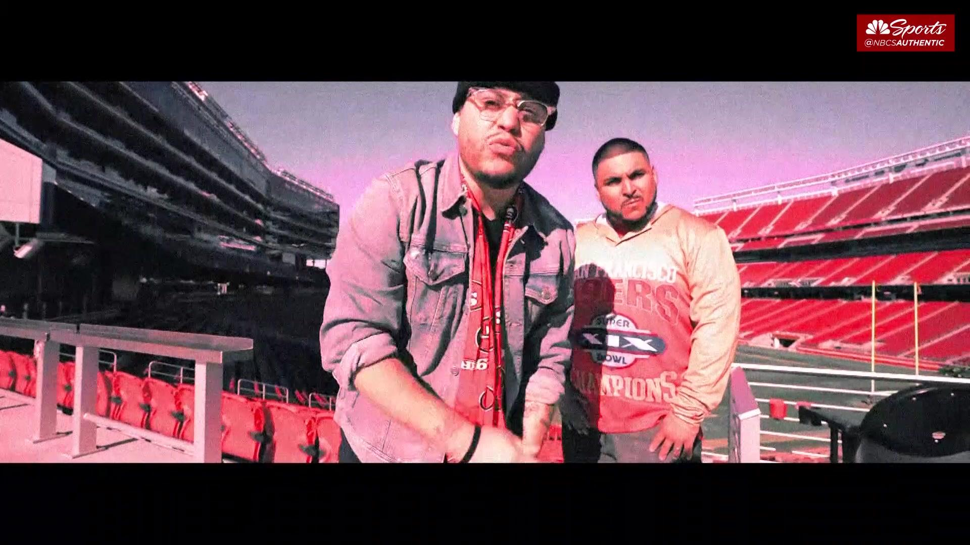 Jose Santana and Young Sight get you hyped for 49ers vs. Broncos in Week 14