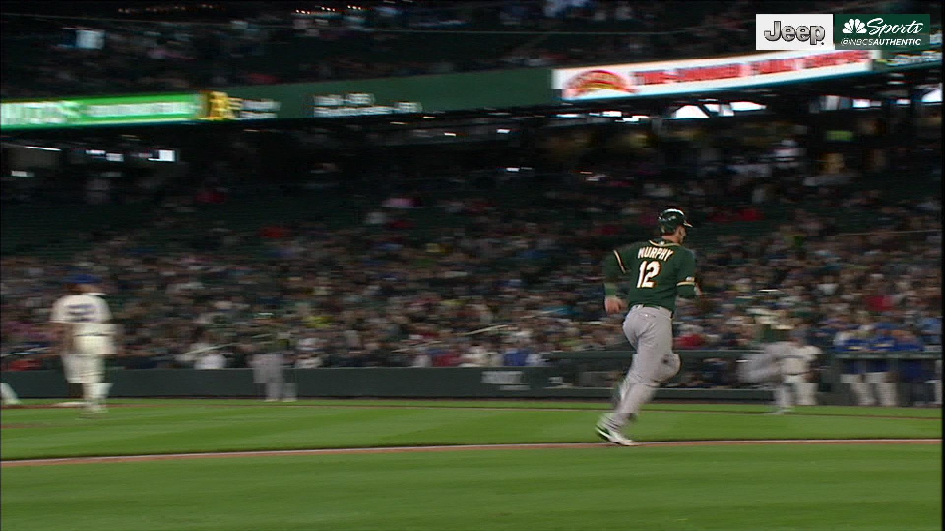 Drive of the Game: Josh Phegley knocks in late run with groundout
