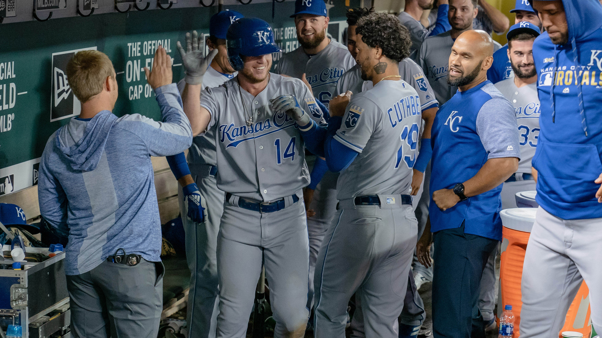 Liam Hendriks blows save as A's lose stunner to Royals