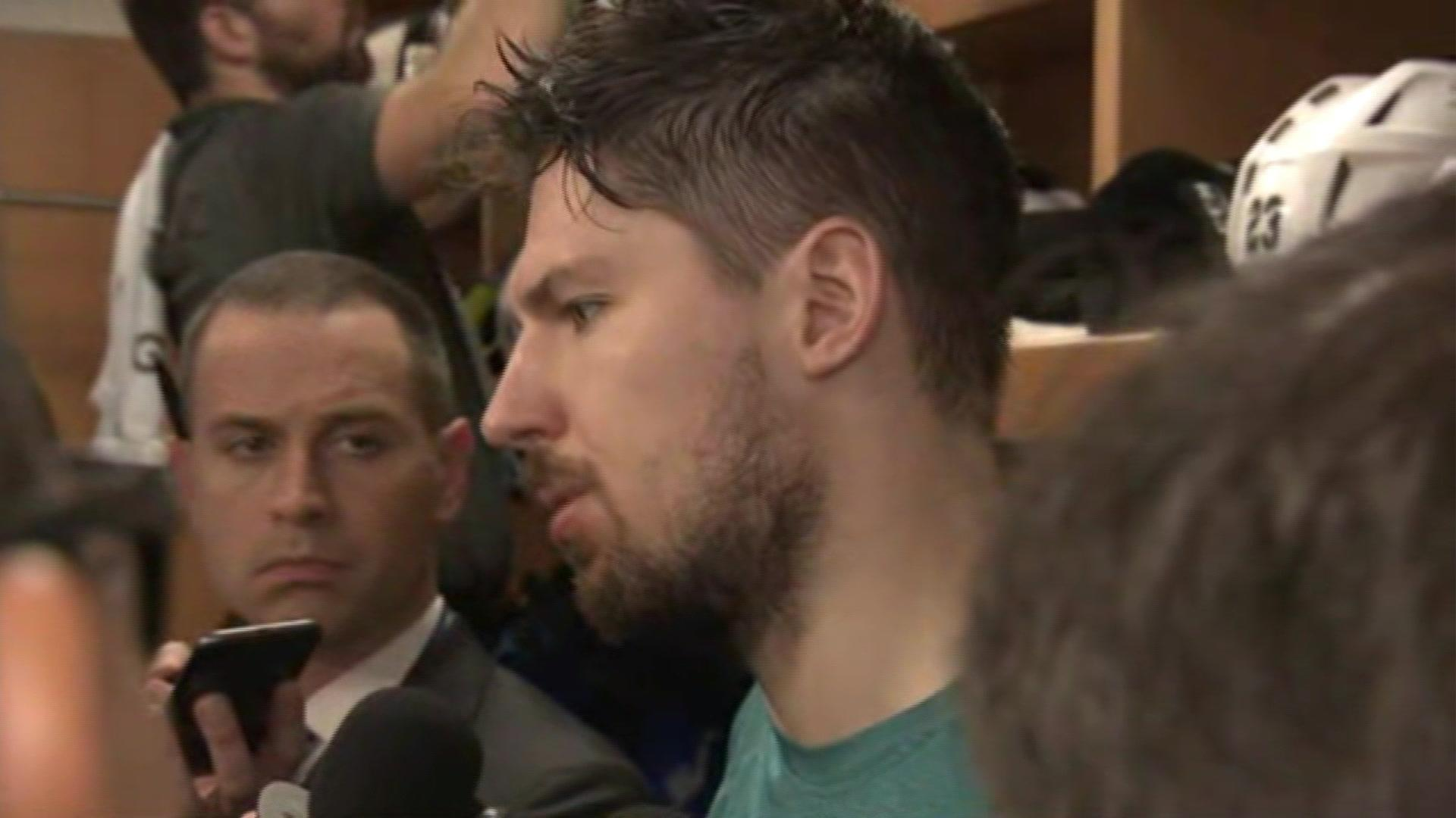 Sharks thought they 'had that magic' in season-ending Game 6 loss to Blues