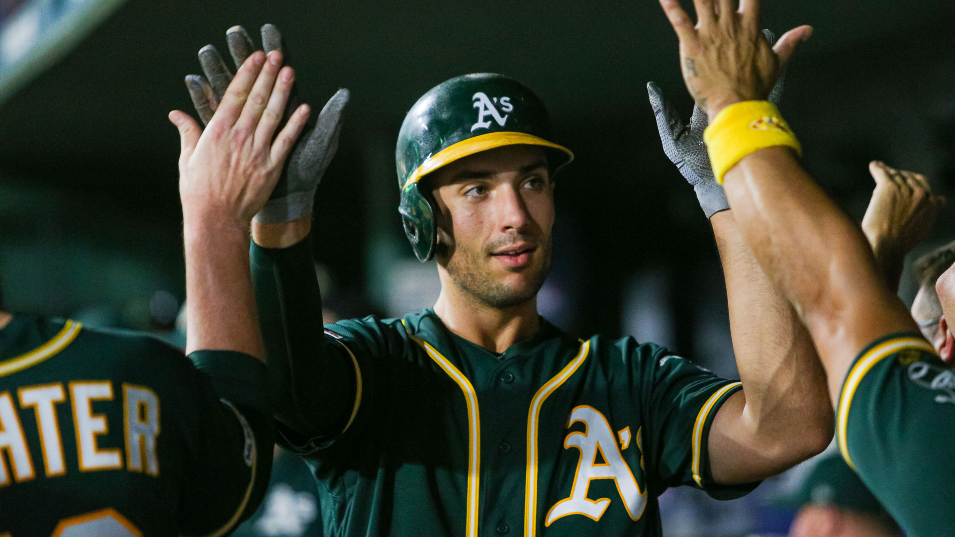 A's keep mashing with four more homers in 8-6 win over Rangers