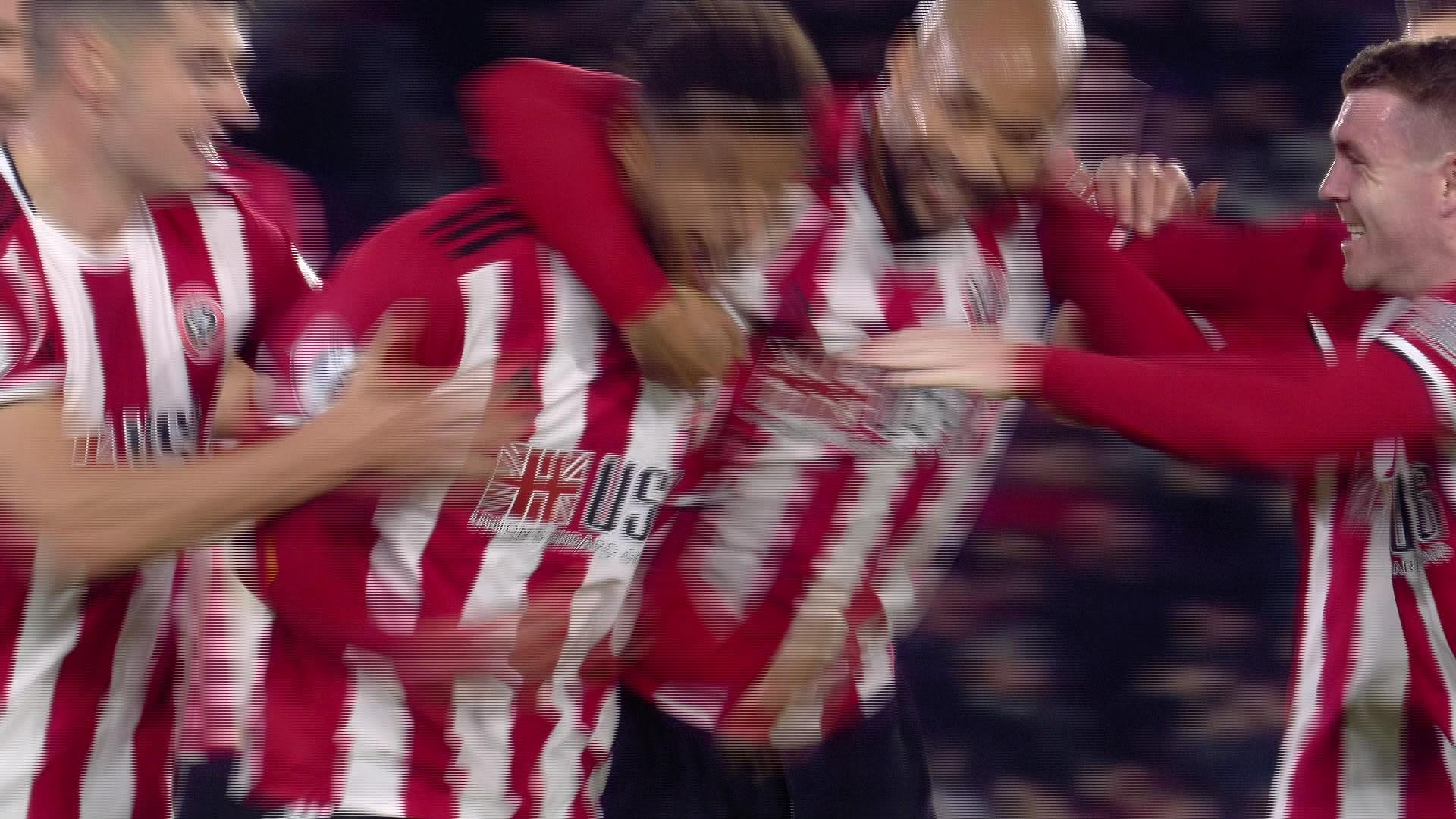 Lys Mousset tap-in gives Sheffield United first-half lead vs. Arsenal