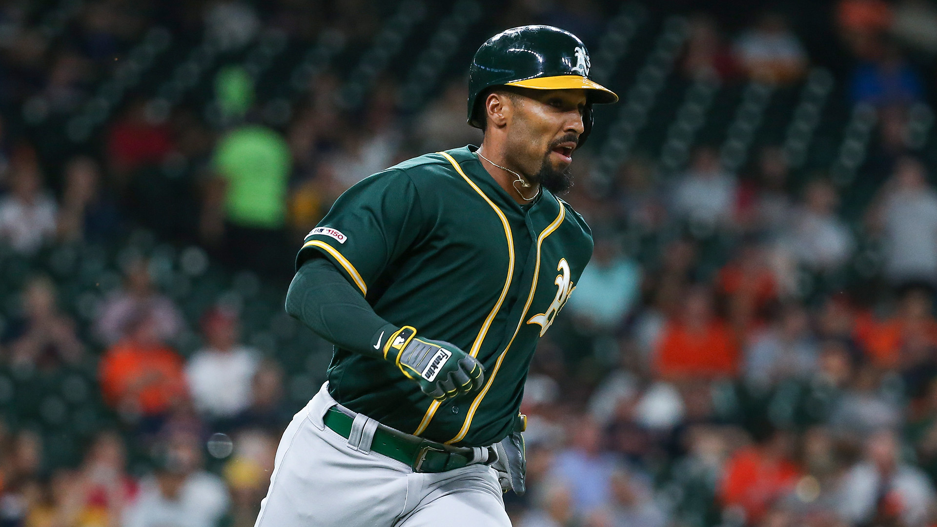 Drive of the Game: Marcus Semien crushes 30th homer of season in A's