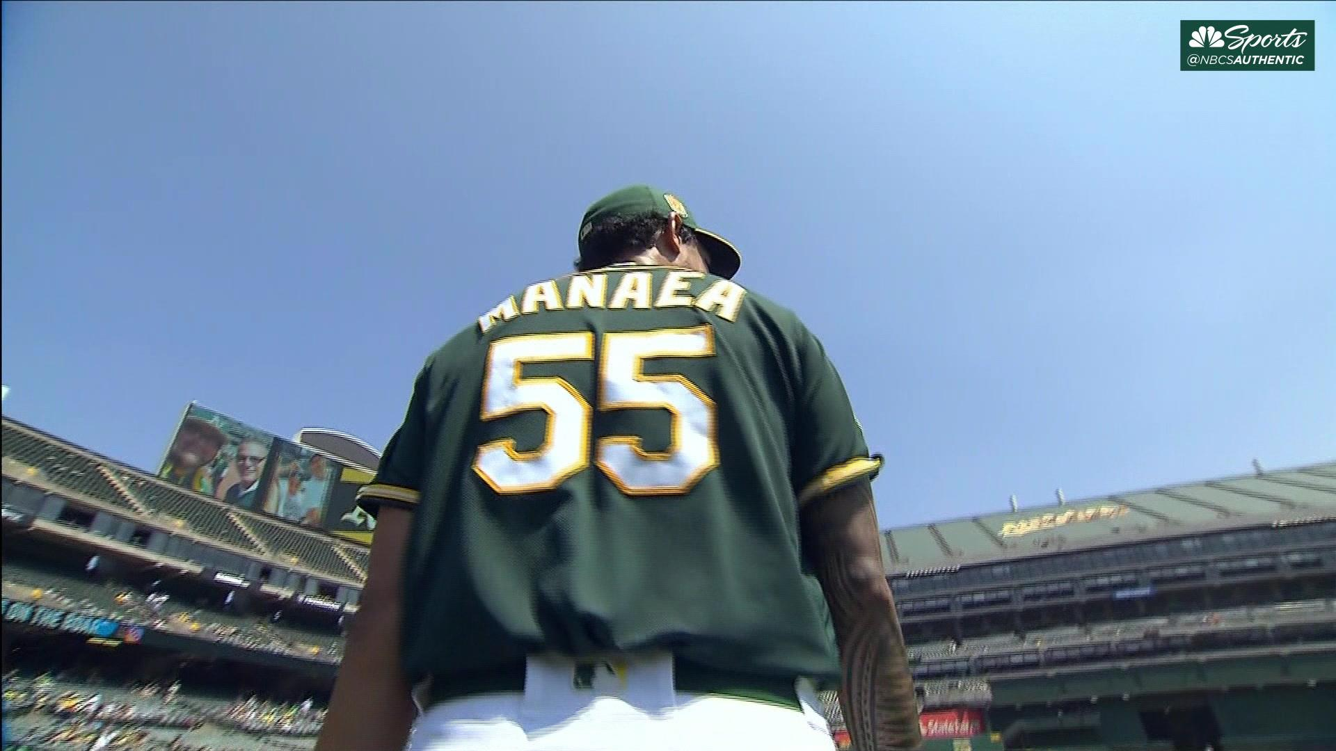 A's ace Sean Manaea set to miss rest of season and 2019