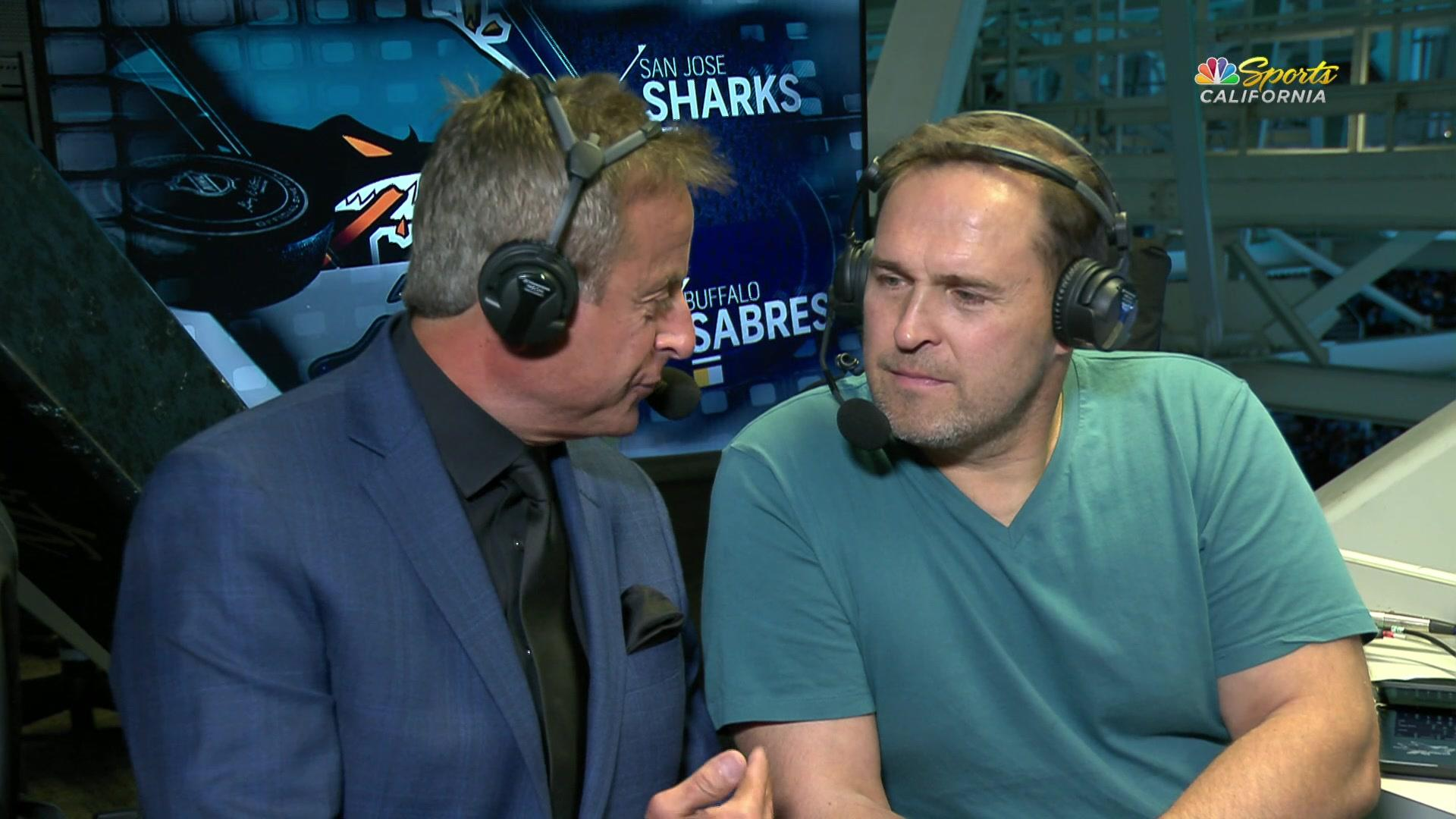 Sharks icon Arturs Irbe reflects on his journey to NHL