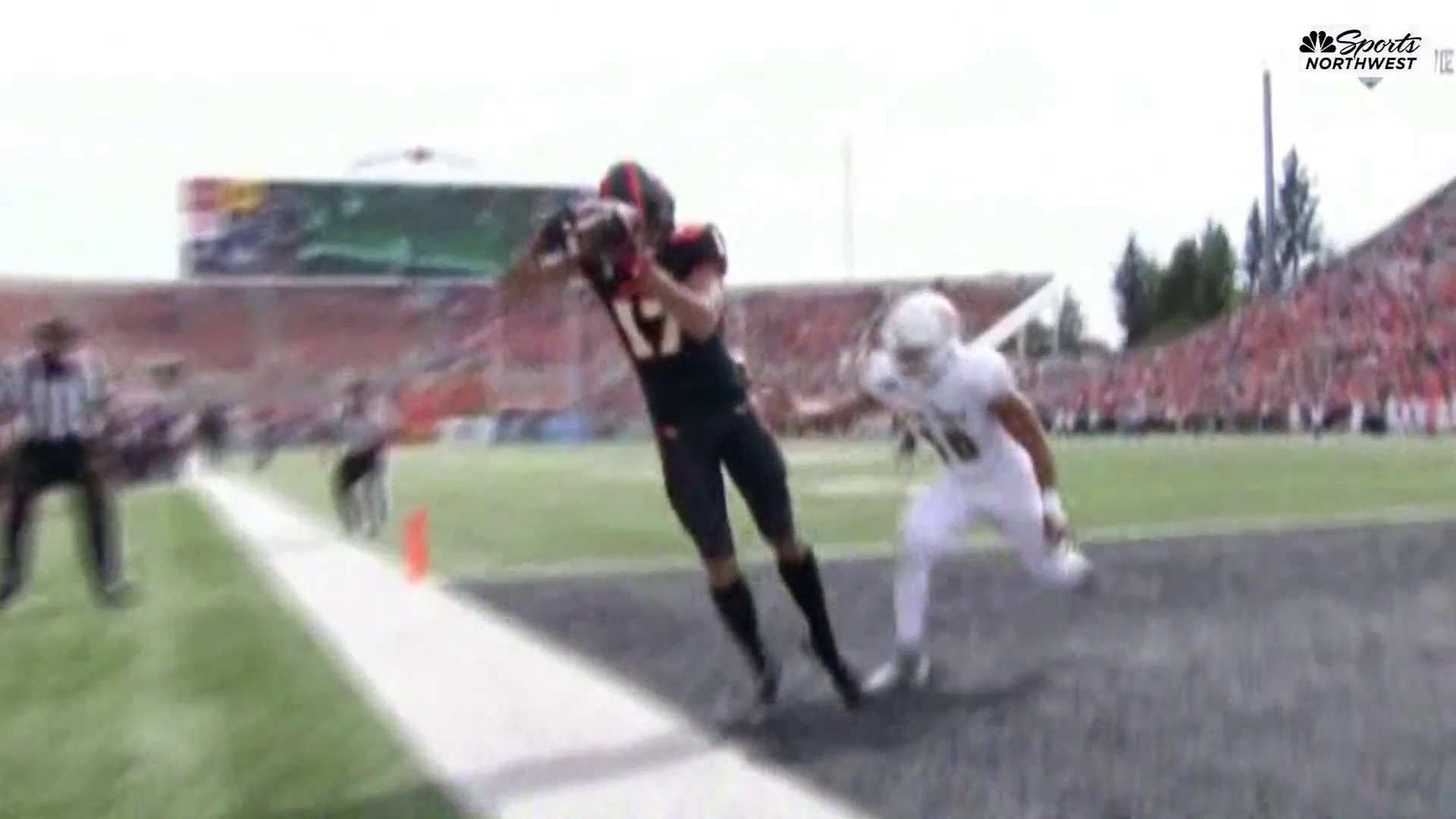 Beavs dominate Cal Poly for first victory
