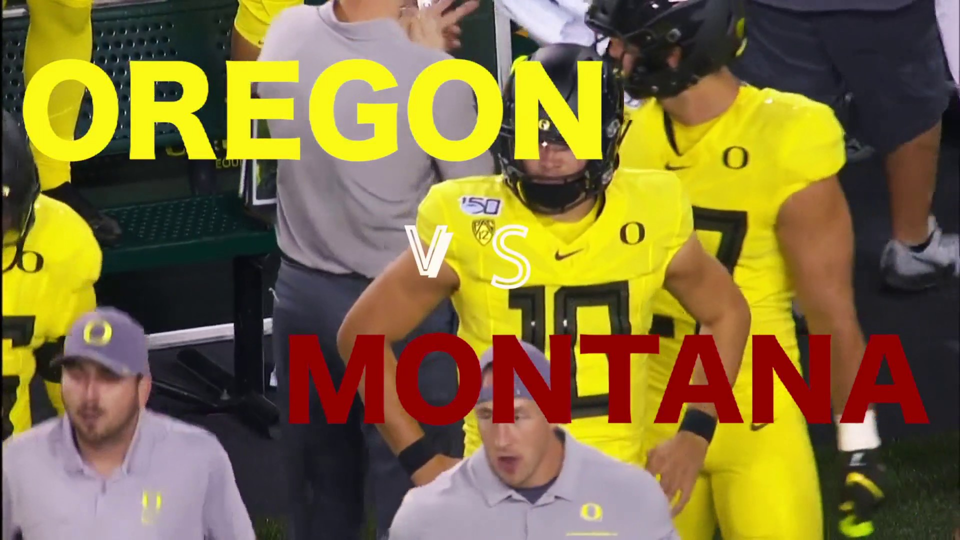 Ducks finish non-conference play with big win over Montana