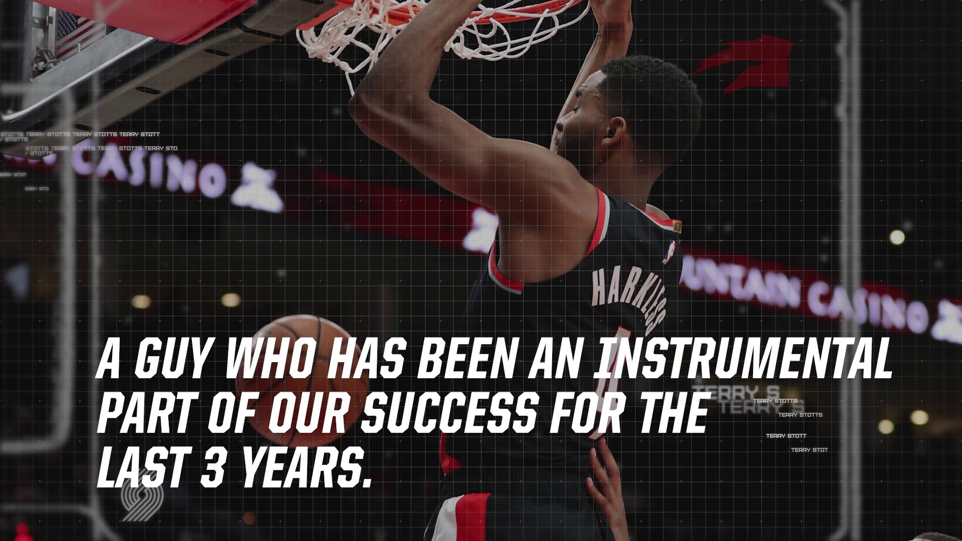 Maurice Harkless brings continuity to Blazers lineup