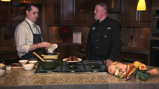 Cooking with Patrick McKee: Elk Osso Bucco