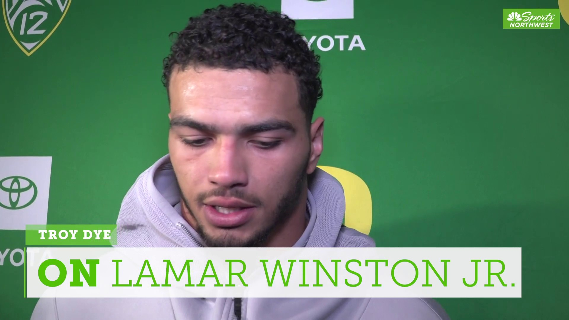 Cristobal on Herbert: He's unphased, a complete professional