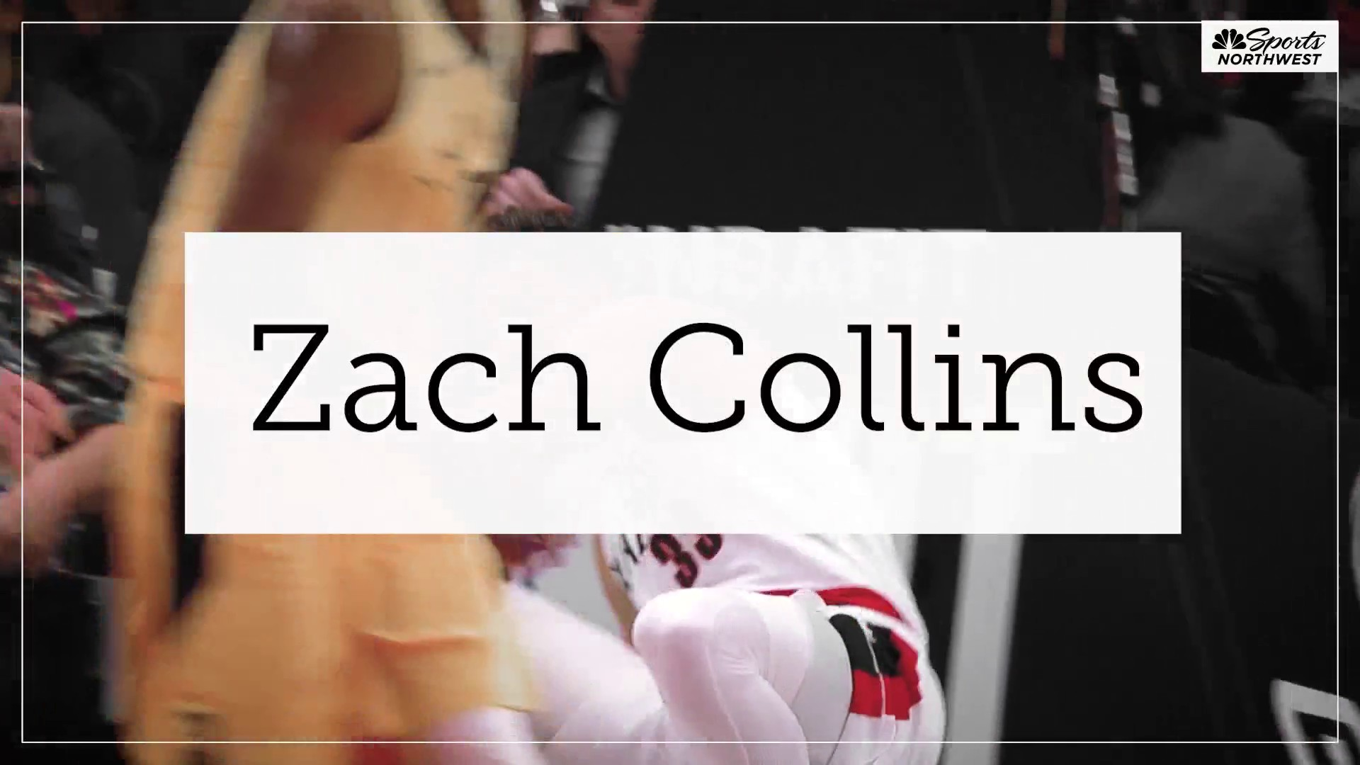 Ben Golliver: What is in store for Zach Collins next season?