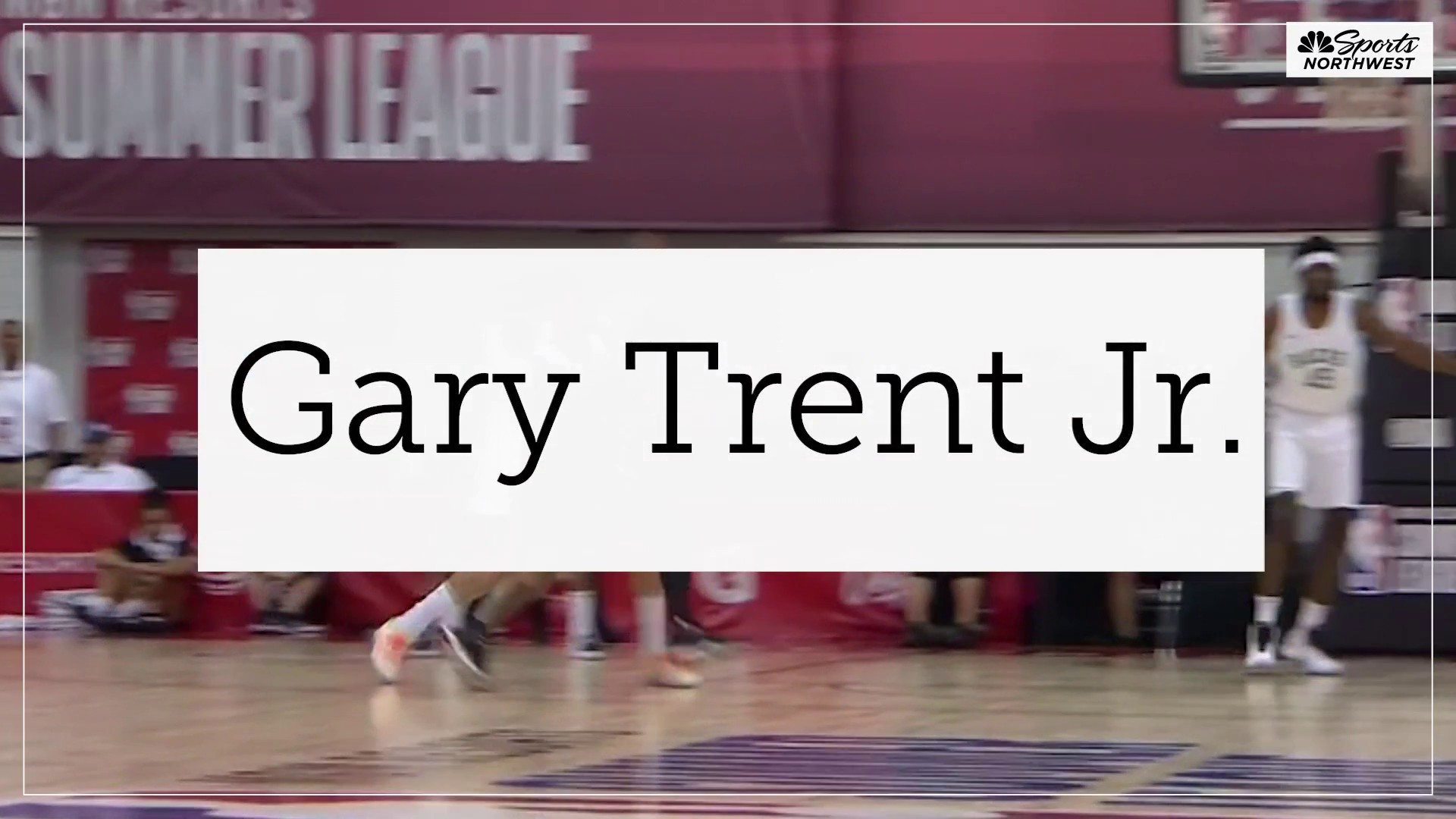 Coach Moran: For Gary Trent Jr., it's time to D Up