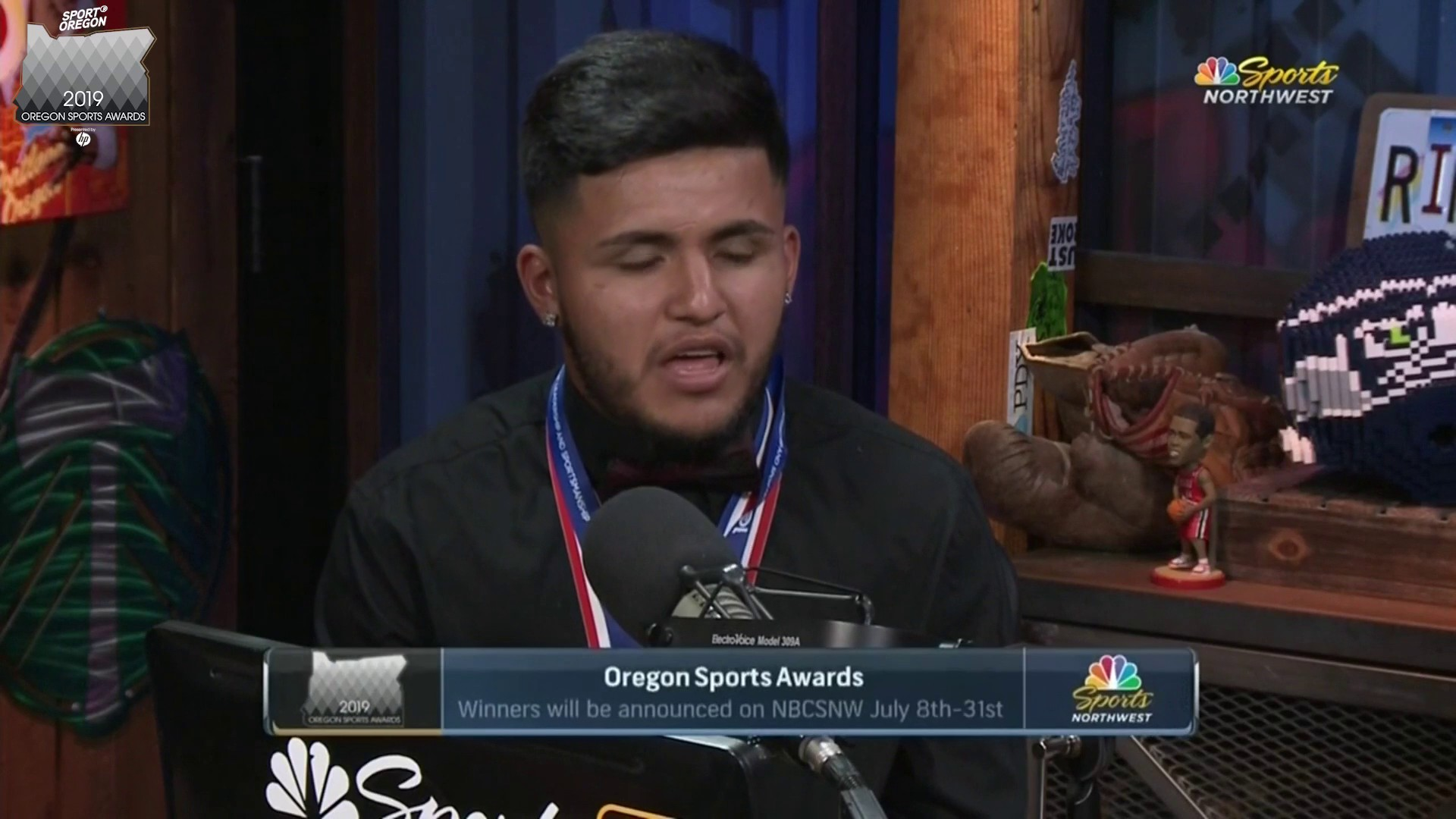"""Chuy"" wins 2019 Prep Boys Soccer Player of the Year"