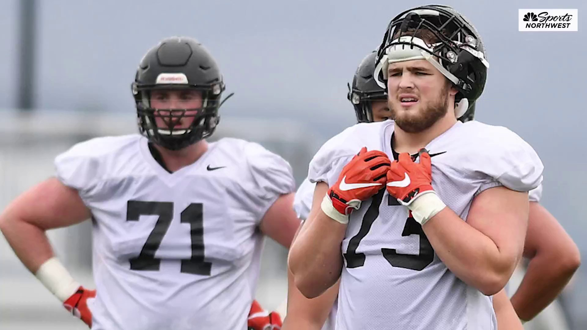 Beavs stout offensive line lead by Brandel, Lavaka