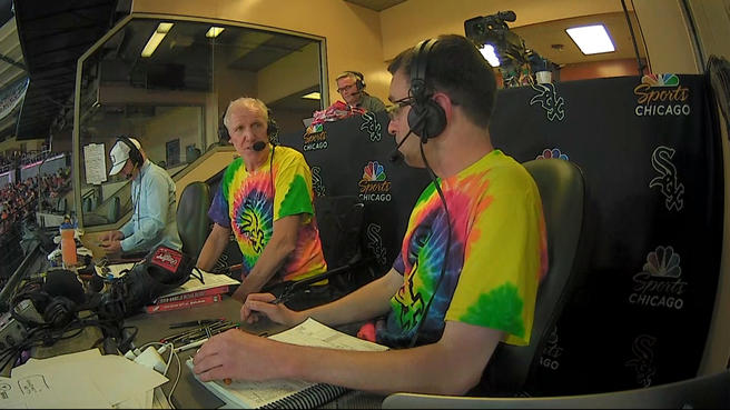 The best of Bill Walton from his time in the booth at White Sox,