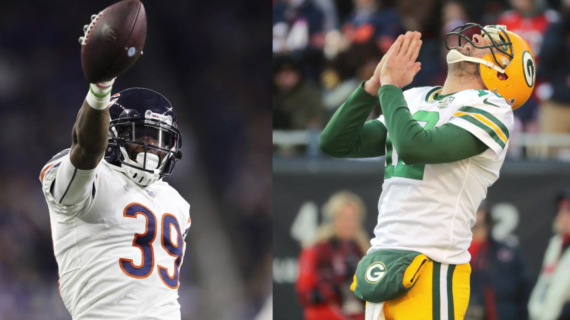 Top Five Chicago Bears matchups after 2019 NFL schedule leaked