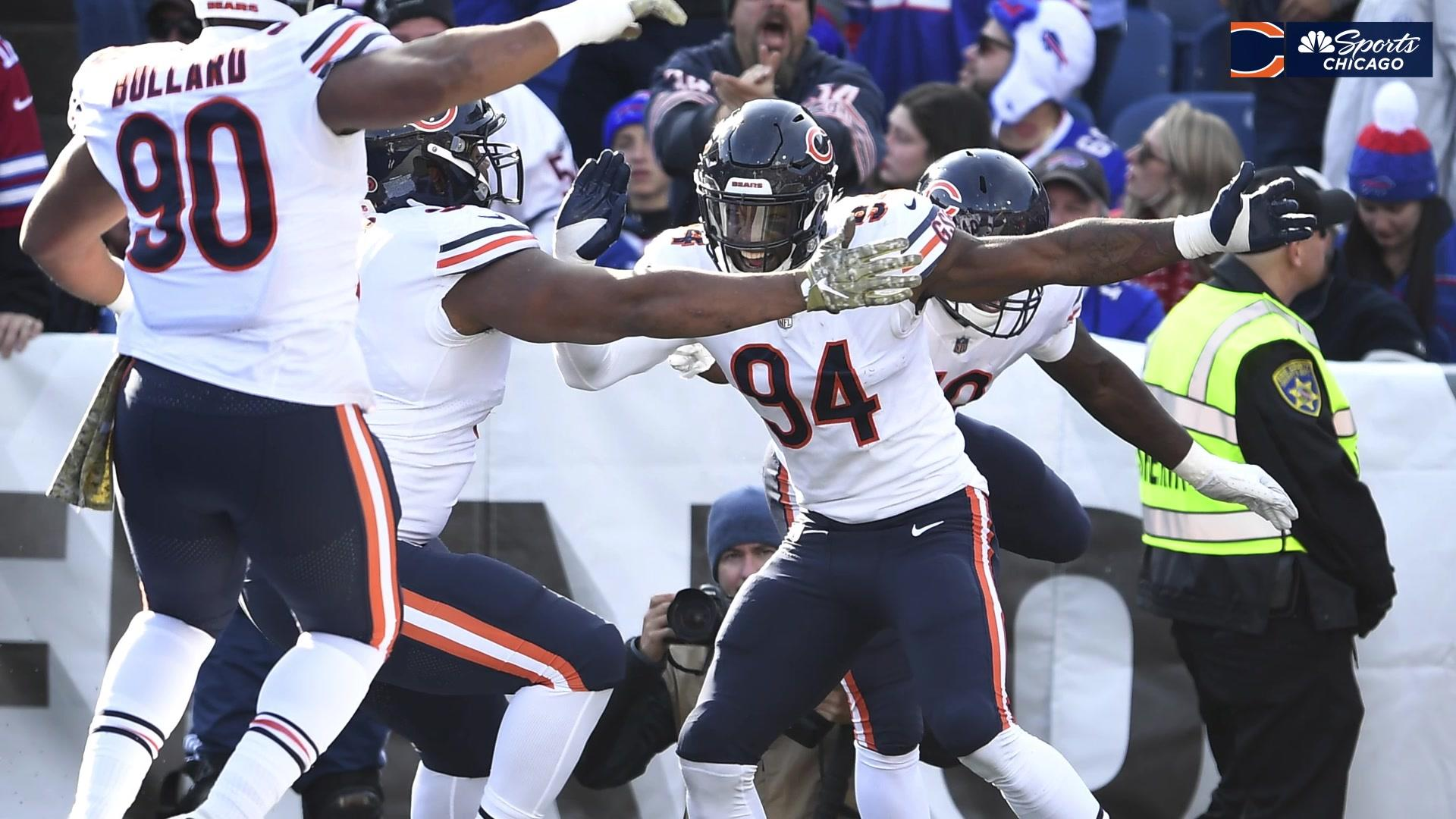 Bears D respond to Floyd and Fuller's big games
