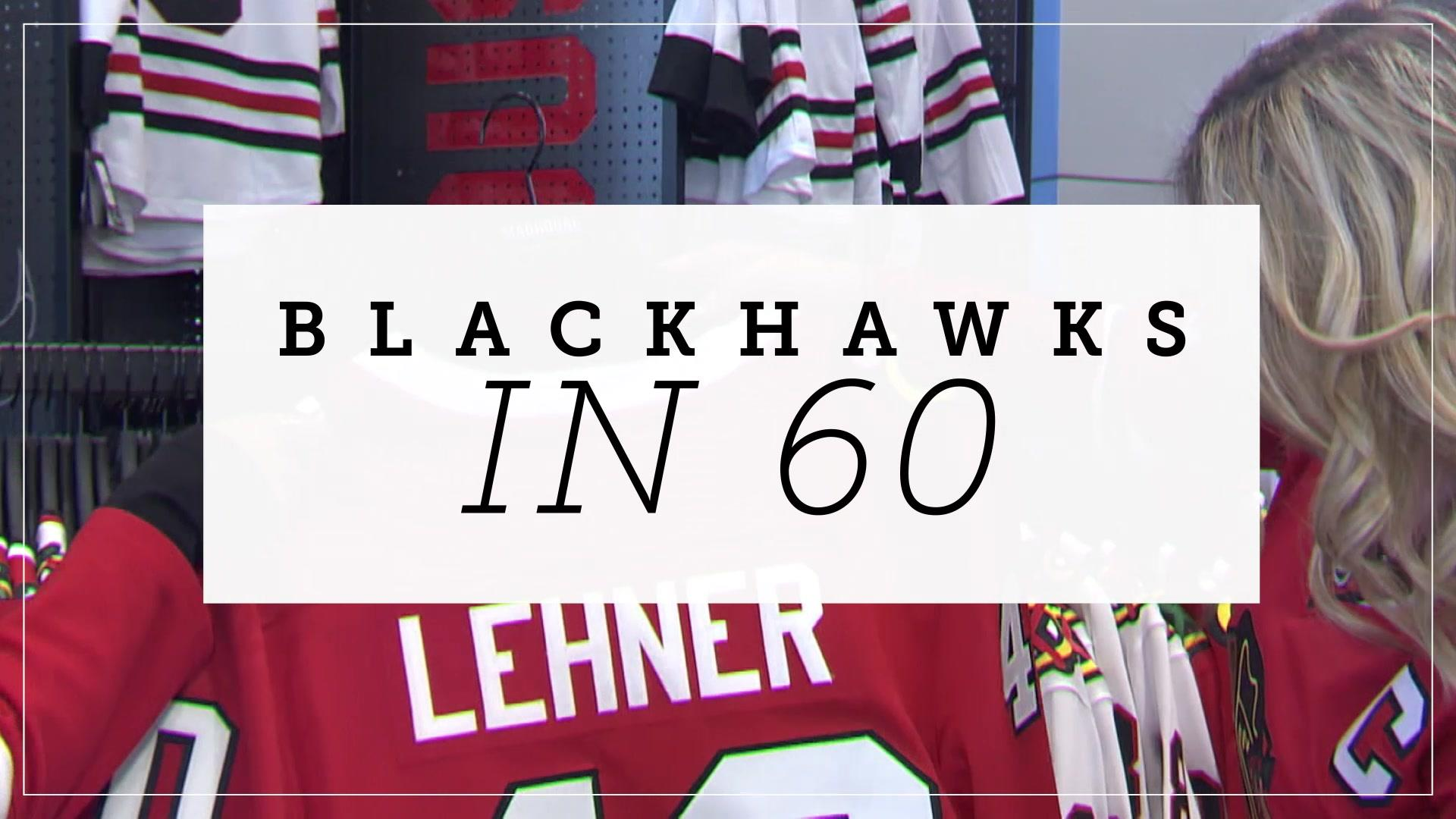 Blackhawks in 60: Hawks fall 3-2 to the Jets in overtime