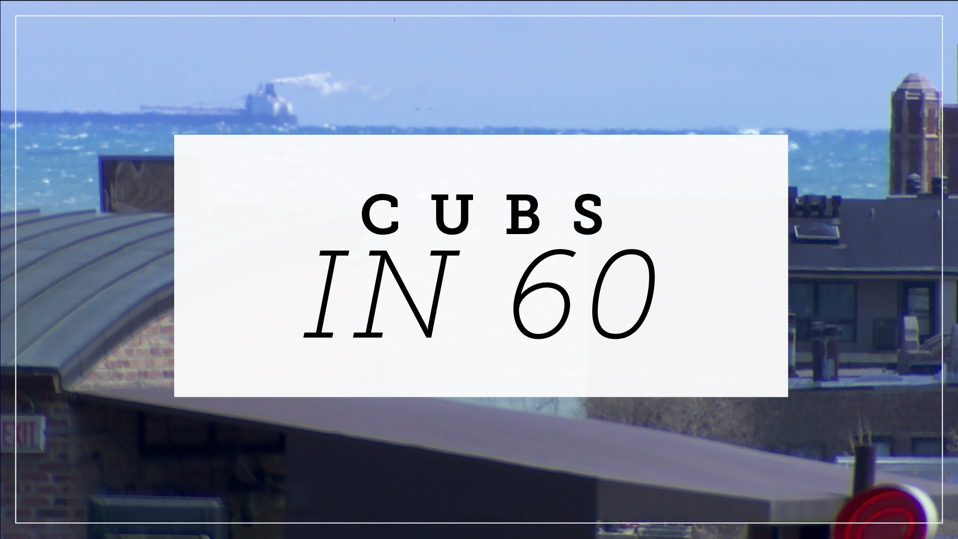 Cubs in 60: Kyle Hendricks schools the Diamondbacks in true Professor form
