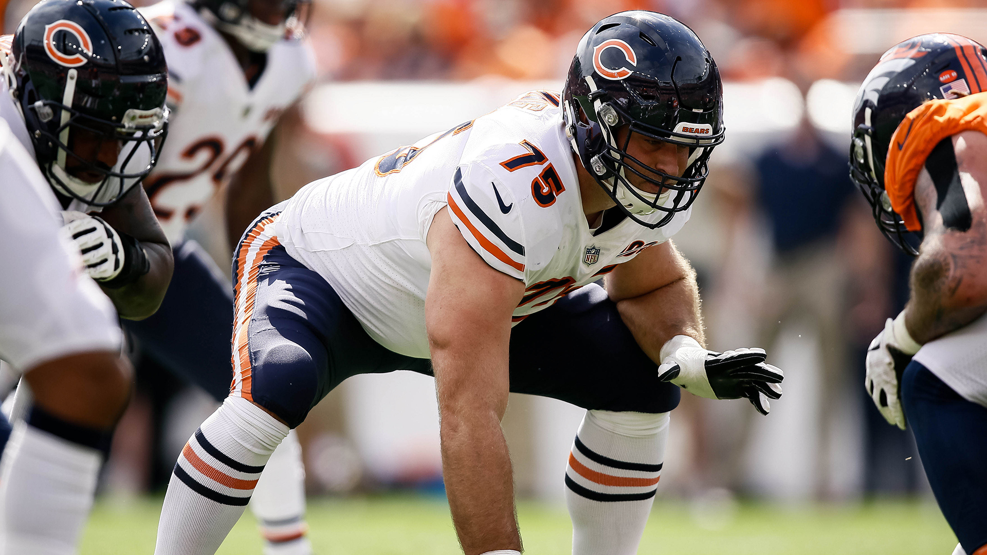 Bears OL Kyle Long reportedly headed to IR