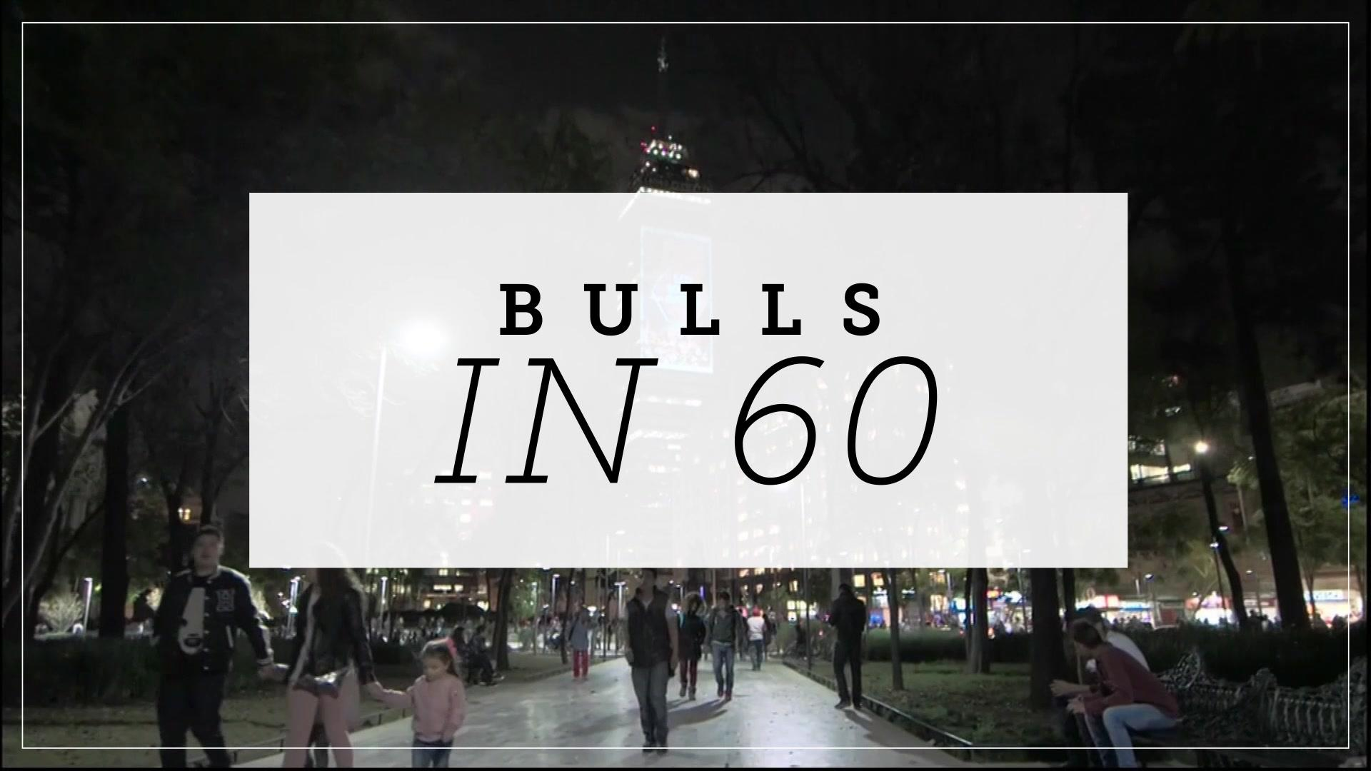 Bulls in 60: Parker sees only 4 minutes in loss to Magic