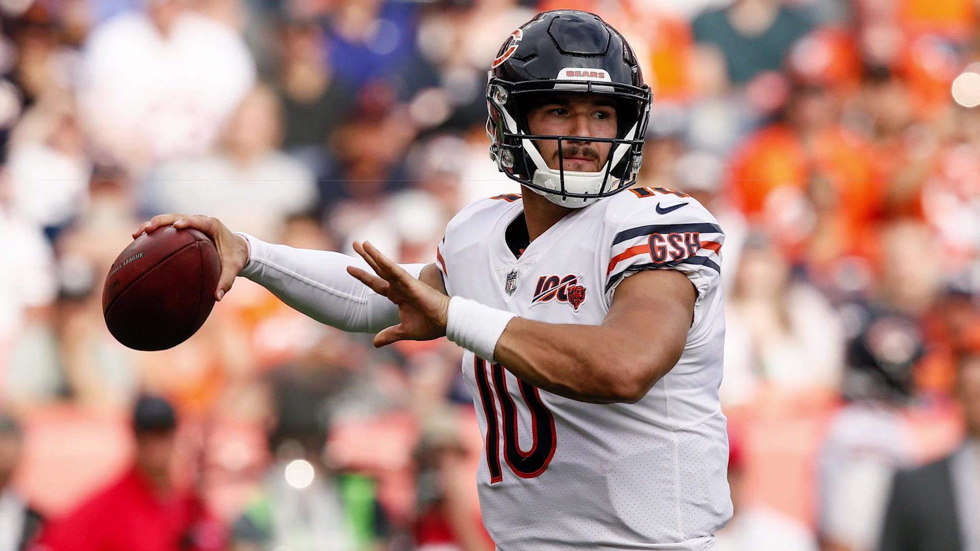 Bears grades: RBs and O-Line pass, while Mitch Trubisky struggles
