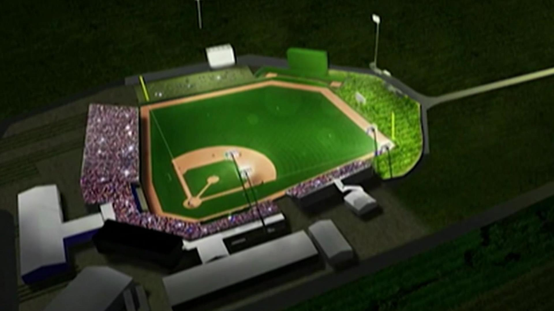 WATCH: 3D Models of new 'Field of Dreams' for White Sox game in 2020