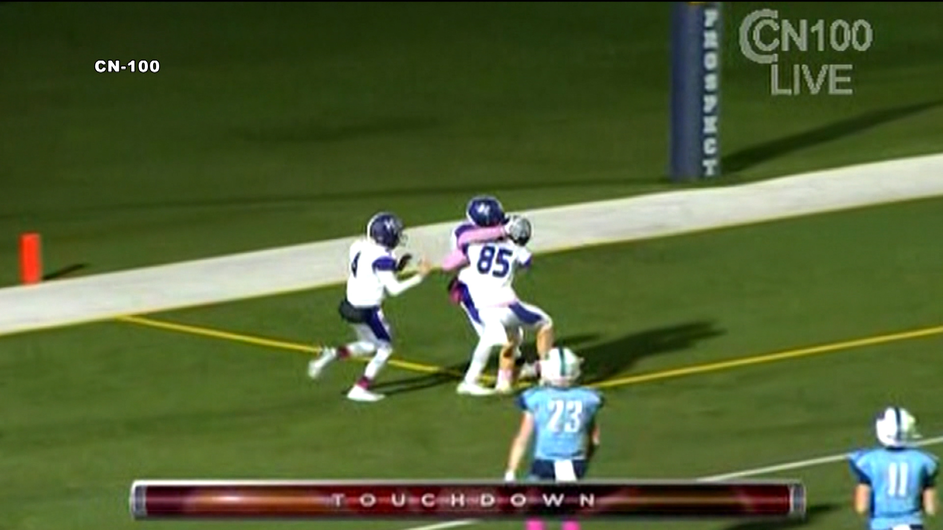 Highlights: Rolling Meadows 35 Prospect 14