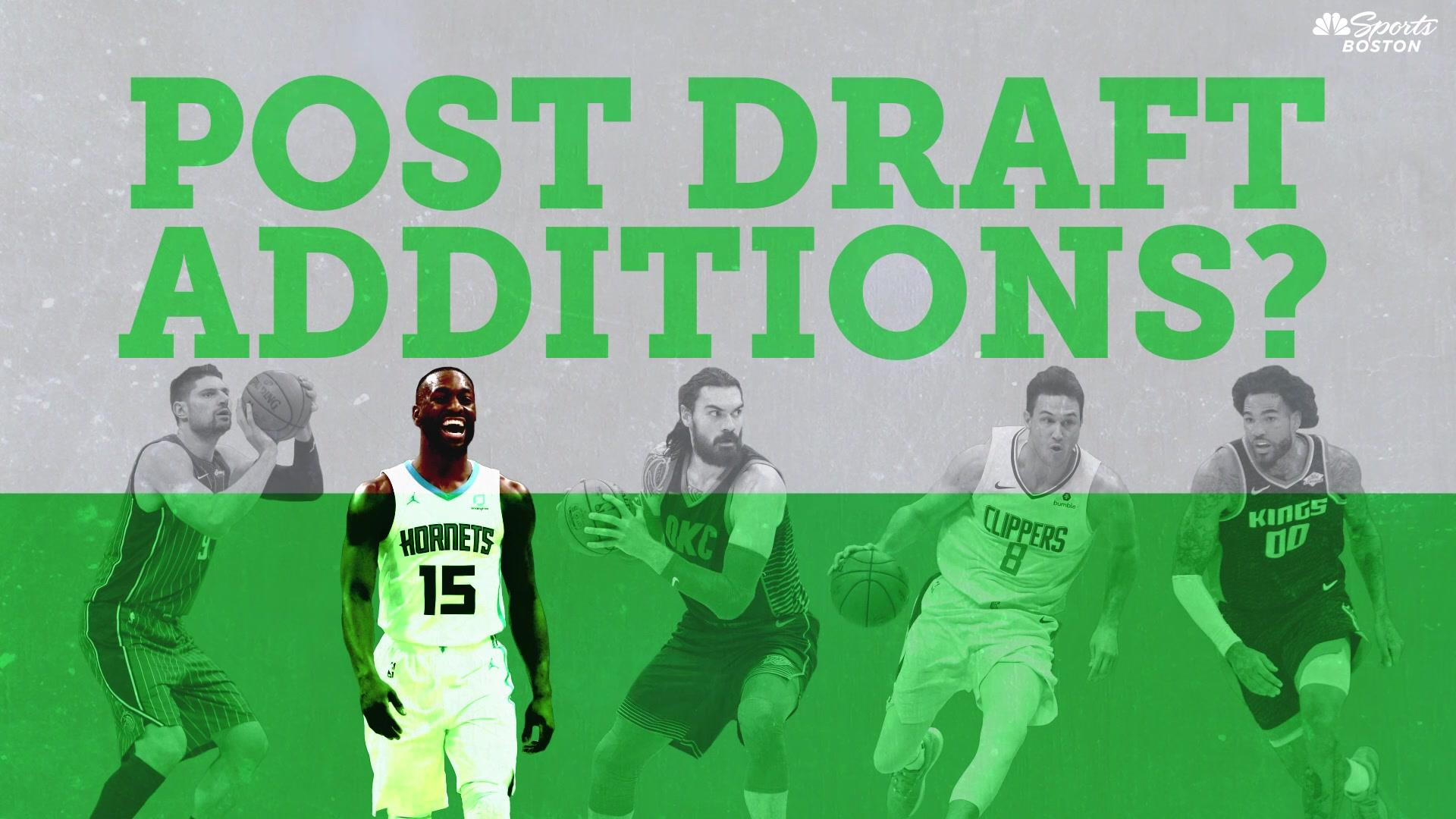 Potential post-draft additions for the Celtics: Kemba Walker