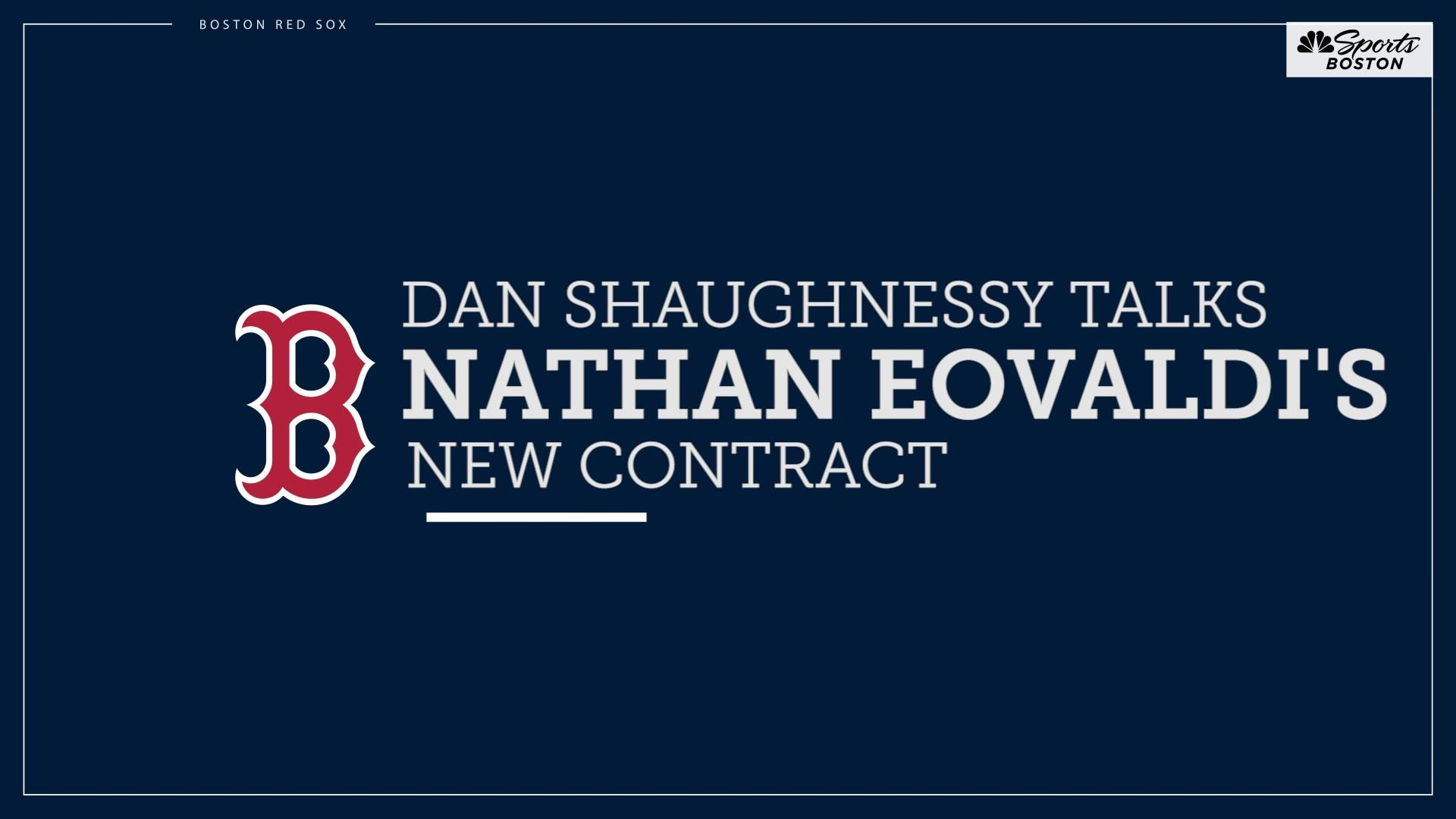 """Shaughnessy on Nathan Eovaldi: """"Win for fans on the pitching investment"""""""
