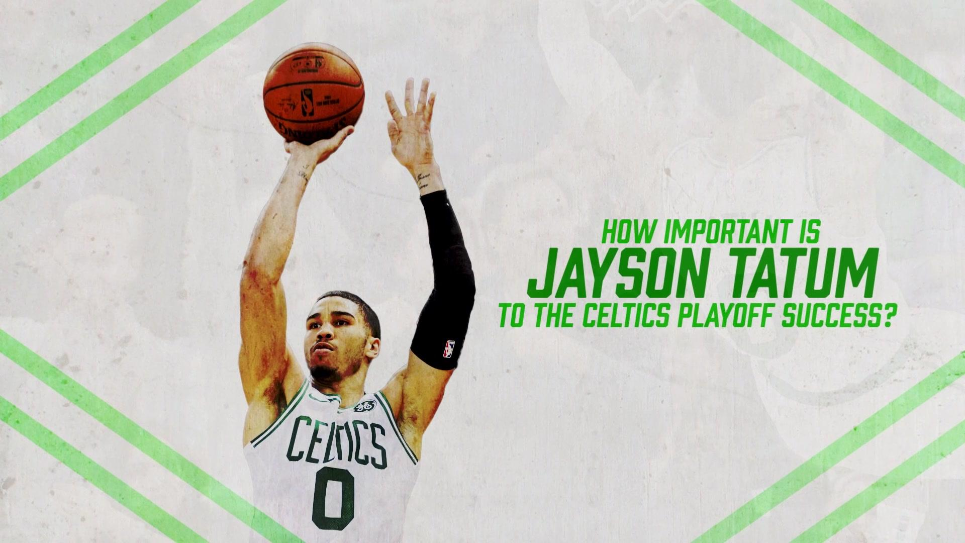 Tatum's success in the 4th needs to continue for the Celtics