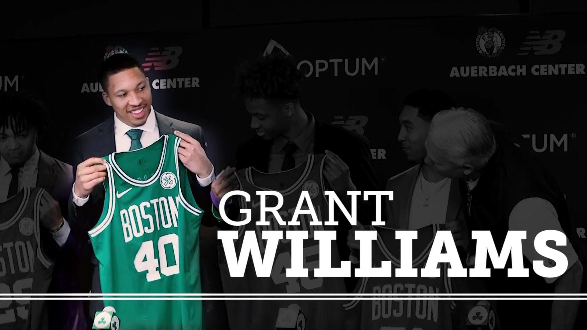 Summer League Stories: Grant Williams