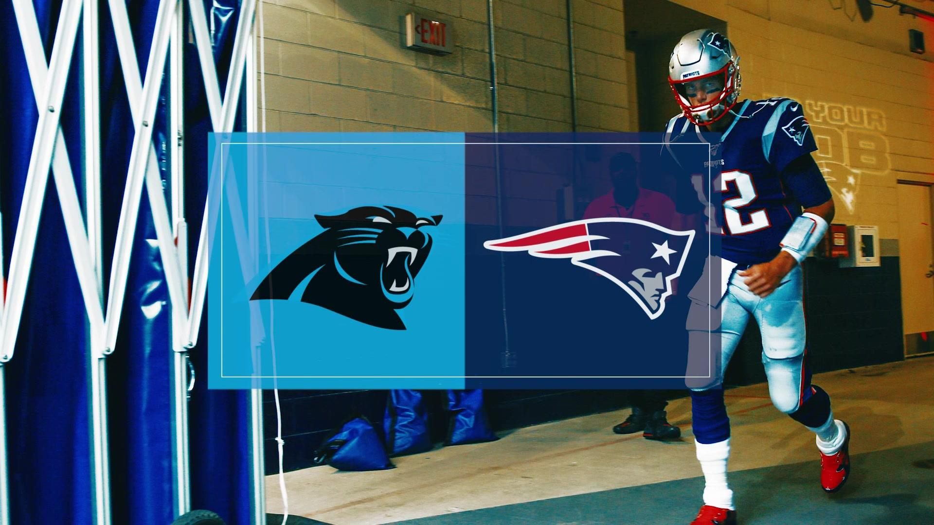 Tom Brady and Jakobi Meyers not on the same page in win vs. Panthers