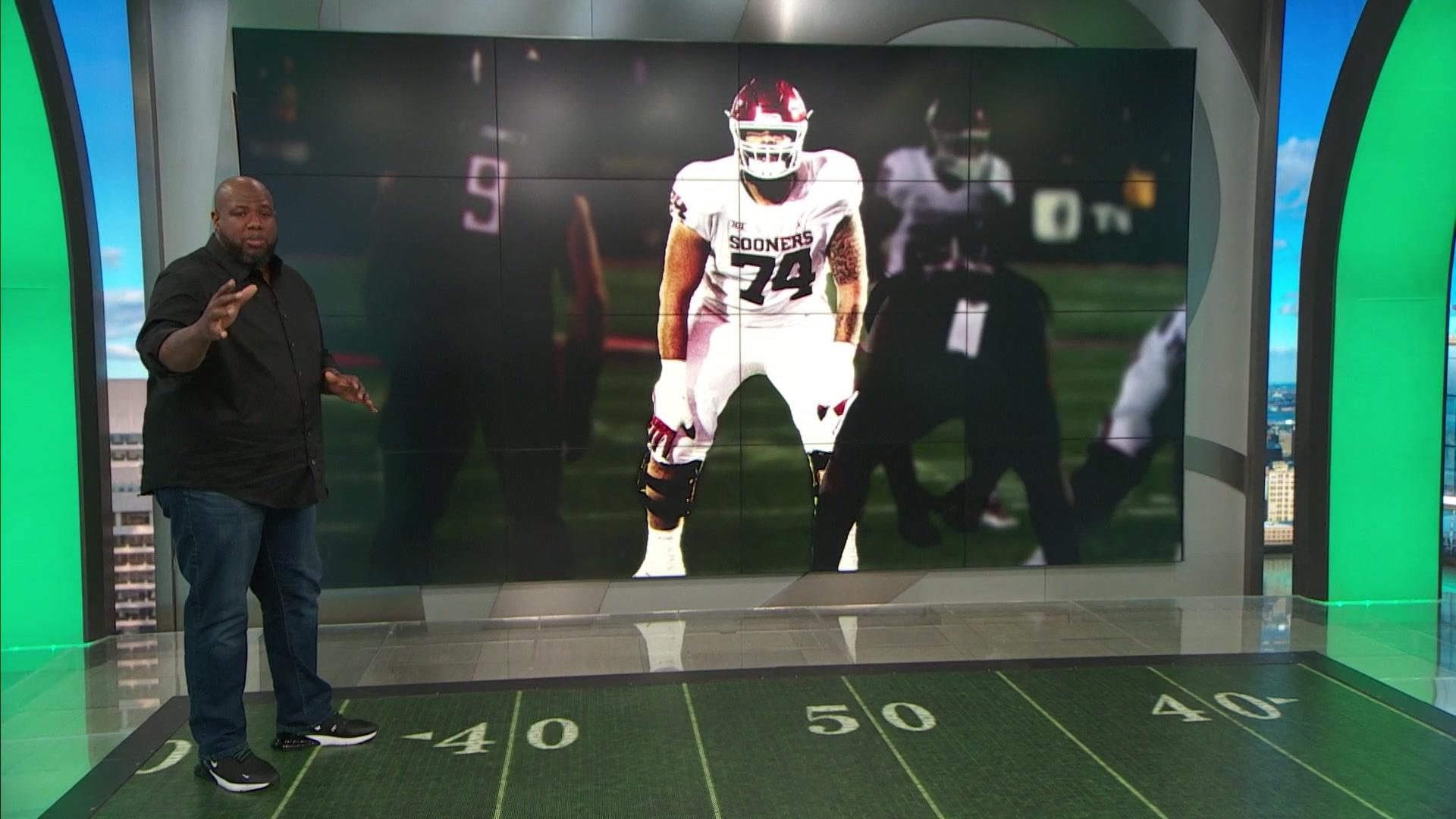 Why Oklahoma tackle Cody Ford could be an option for Eagles in Round 1