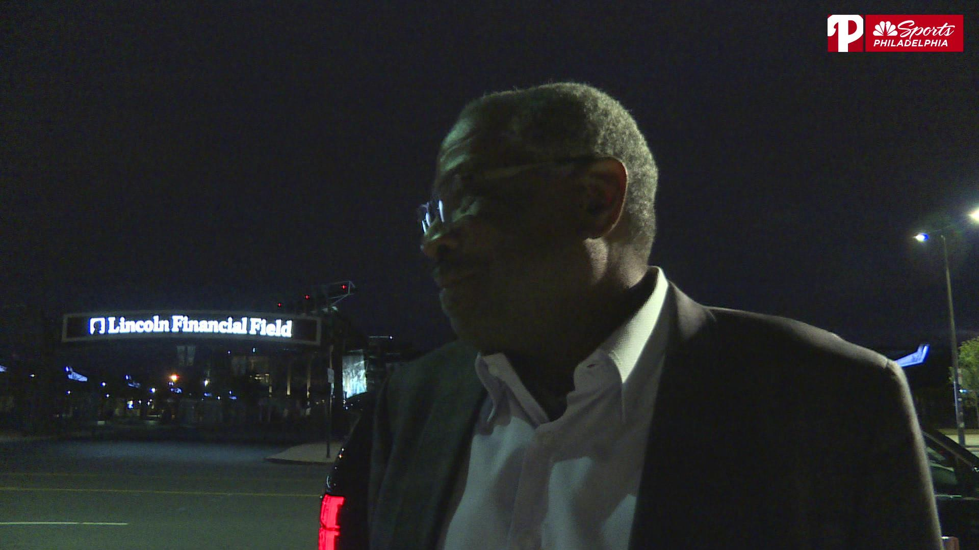 Exclusive: Dusty Baker on what makes the Phillies attractive