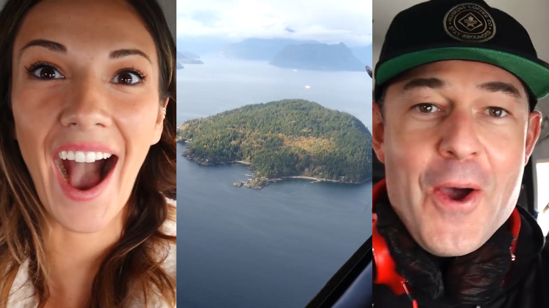 Taryn's Travels: Flying high with the Flyers